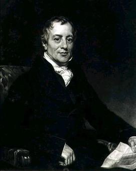 David Ricardo (1772, 1823) economista inglés.