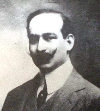José Ingenieros (1877, 1925).  Oriundo de Palermo, Italia, se radicó en la Argentina. Fue entre otras cosas farmaceútico, médico, psicólogo, ensayista y escritor.