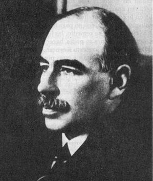 John Maynard Keynes (1883, 1946) economista británico.