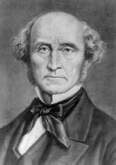 Stuart Mill, filósofo y economista ingles