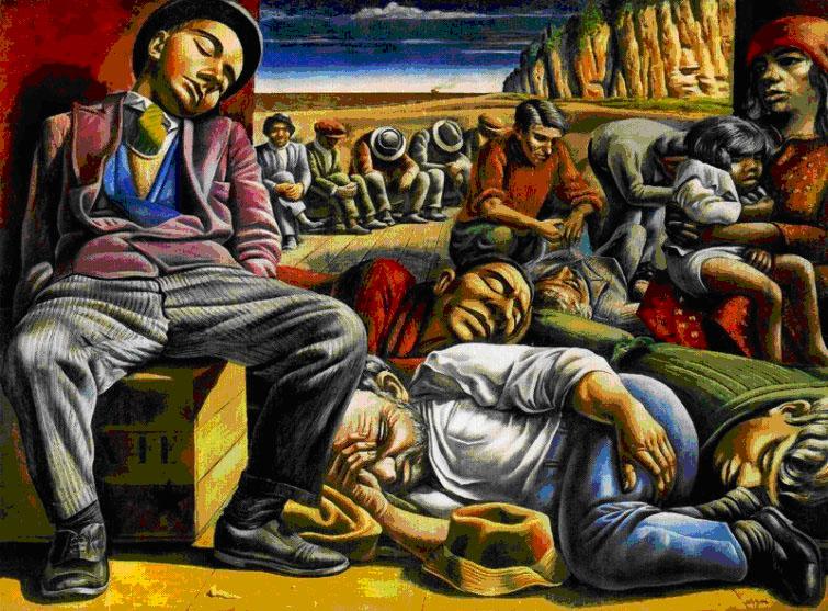 Desocupados 1934