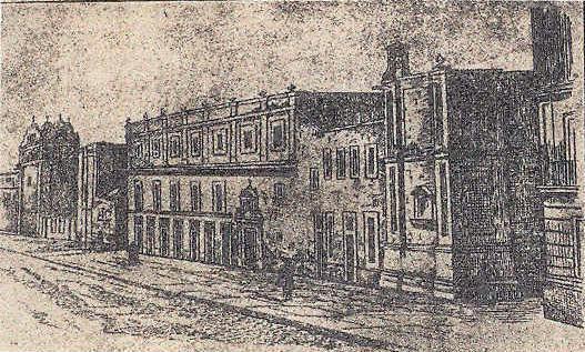 Convento de Betlemitas
