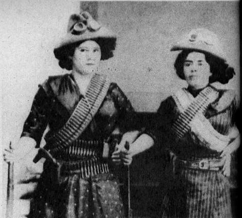 Guerrilleras Zapatistas